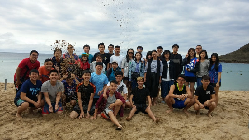 2017/03/25-26 SPRING OUTING OF OVERSEAS CHINESE STUDENT